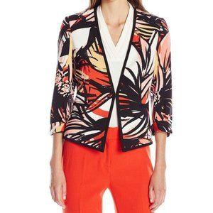 Kasper Open Front Blazer/Jacket - Size 8 - NWT